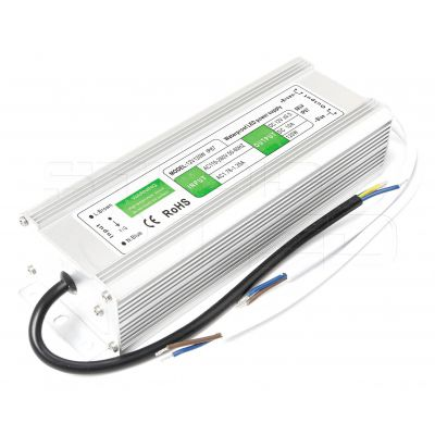 Zasilacz LED 10A 120W 12V IP67